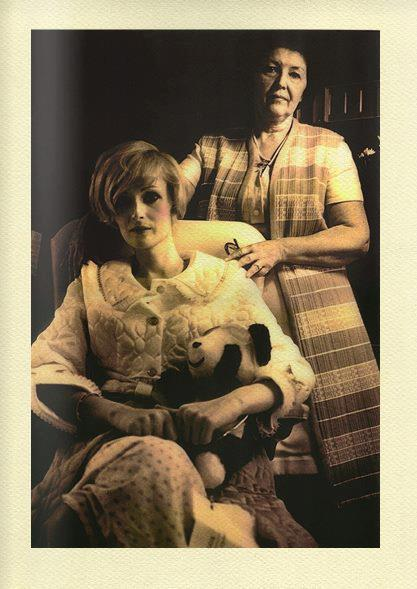 Candy Darling and her Mother, by Sheyla Baykal