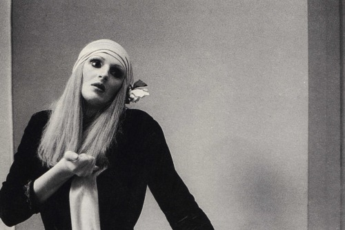 Candy Darling by Fred Hughes 1970