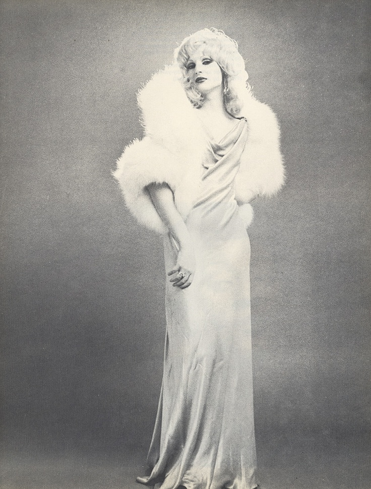 Candy Darling by Cecil Beaton