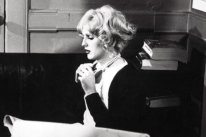 Candy Darling from Women in Revolt