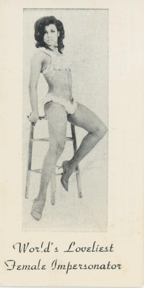 Sir Lady Java Promo Card, Reverse