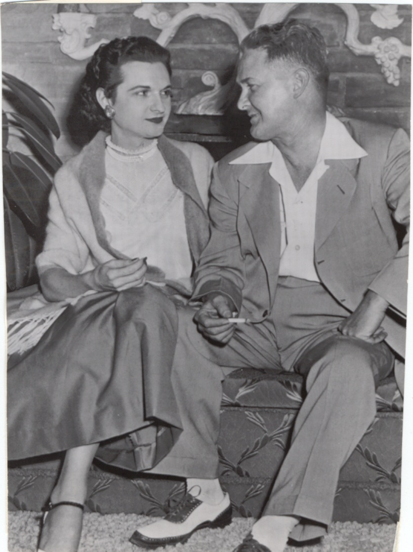Charlotte McLeod 1954