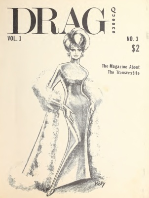 Drag Queens Magazine, Volume 1, Issue 3, 1970