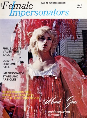 Female Impersonators Magazine, Issue 2, 1969