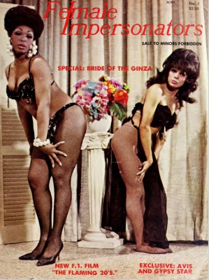 Female Impersonators Magazine, Issue 3, 1970