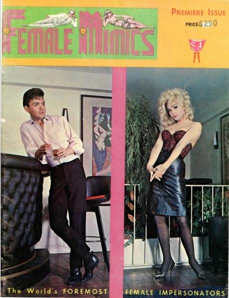 Female Mimics 1 1 1963