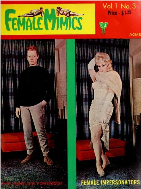Female Mimics 1 3 1963
