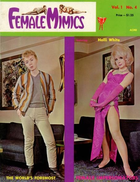 Female Mimics 1 4 1964