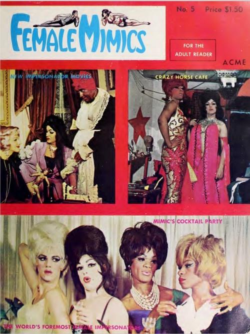 Female Mimics 1 5 1965