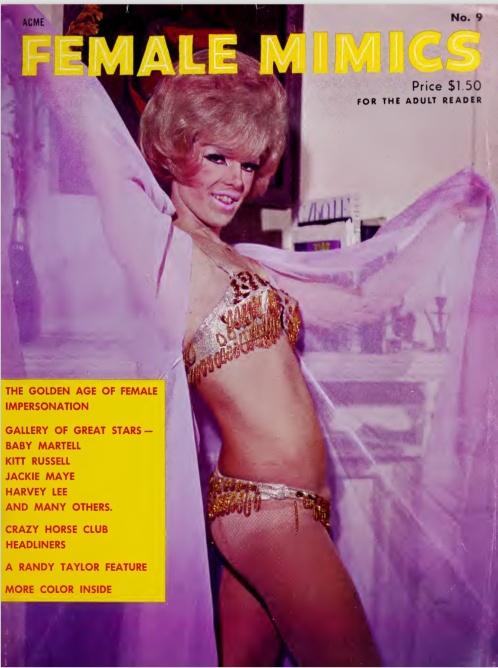 Female Mimics 1 9 1967