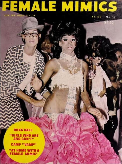 Female Mimics 1 12 1968
