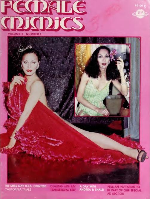 Female Mimics 5 1 1979