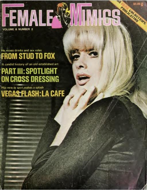 Female Mimics 6 2 1975