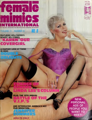 Female Mimics International 1981