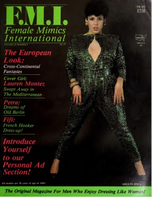 Female Mimics International 1983