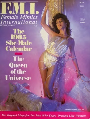 Female Mimics International 1985