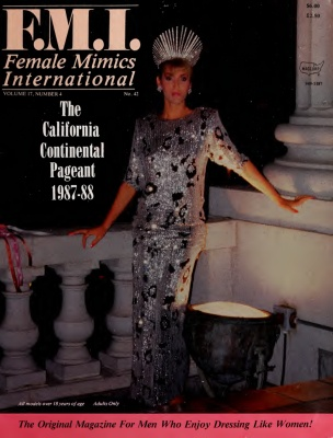Female Mimics International 1987