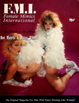 Female Mimics International 1988