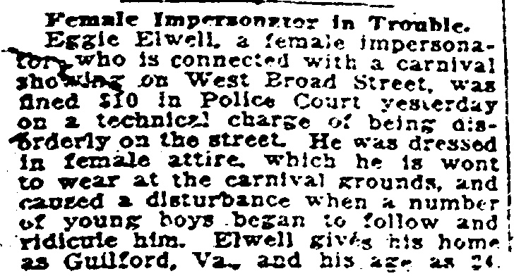 September 28, 1920. Richmond Virginia Times Dispatch
