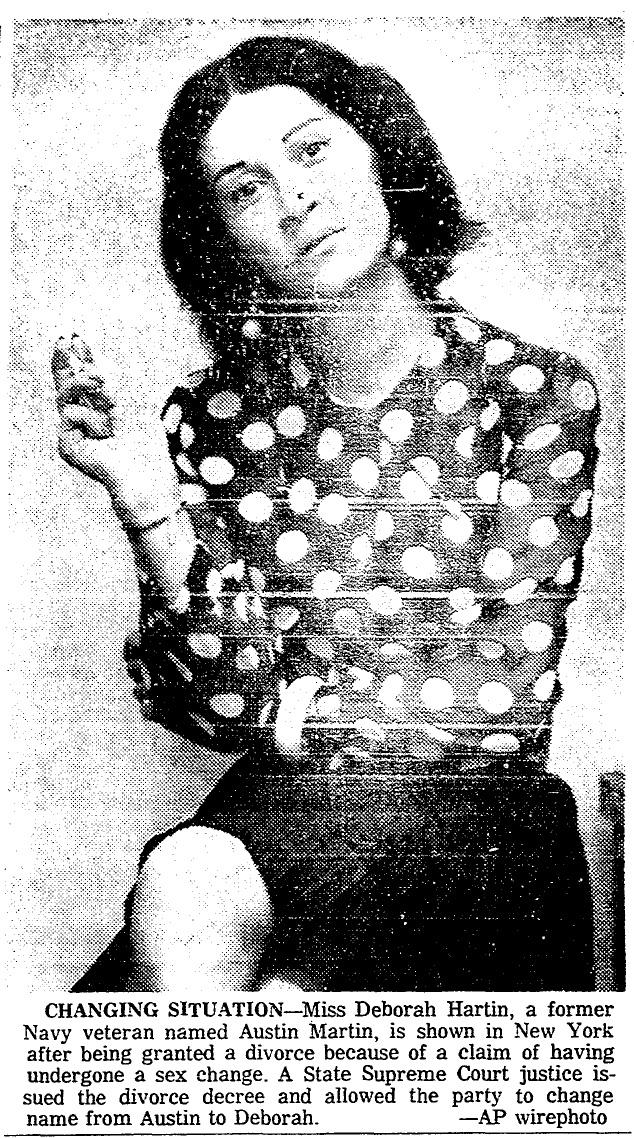 Deborah Hartin
