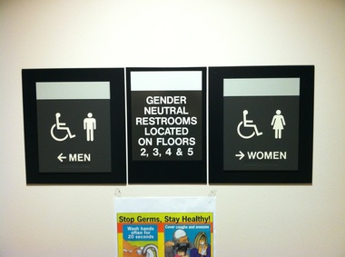 Multnomah County Becomes One of First in Nation to Require Gender-neutral Bathrooms for Transgender Users | OregonLive.com