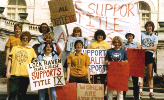 Title IX Supporters