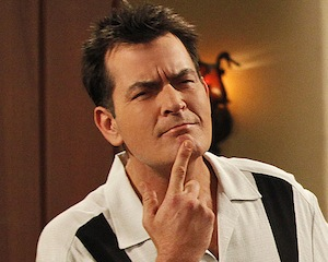 Charlie Sheen; Jon Cryer