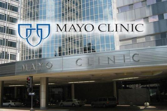 how tall is mayo clinic