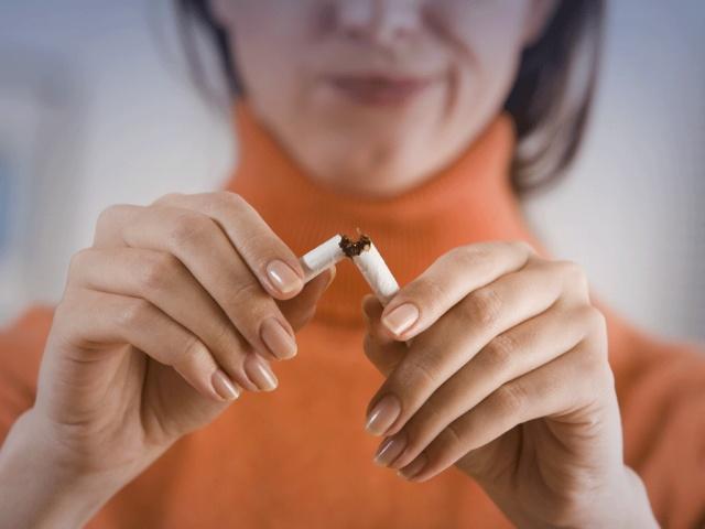 SmokingWoman
