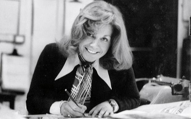 Anne Sebba 1973